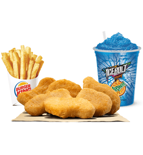 Burger King Nuggets Nutritional Information