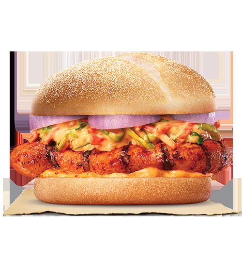 chicken tandoor grill burger king