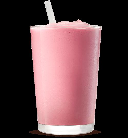 Strawberry Shake Burger King 174